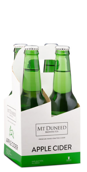 Mt Duneed Estate - Apple Cider 4 Pack